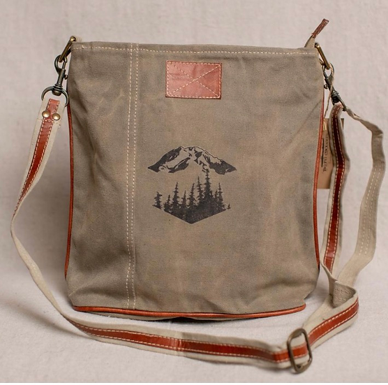 Denali Canvas Sling Bag