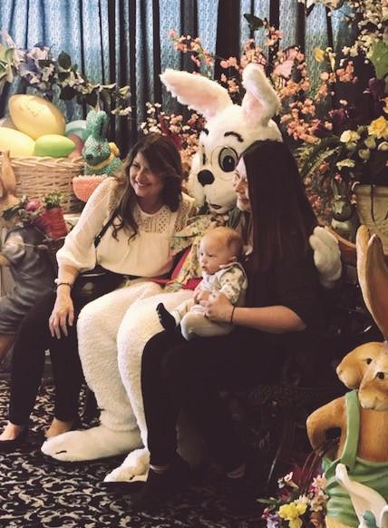 That dang bunny.