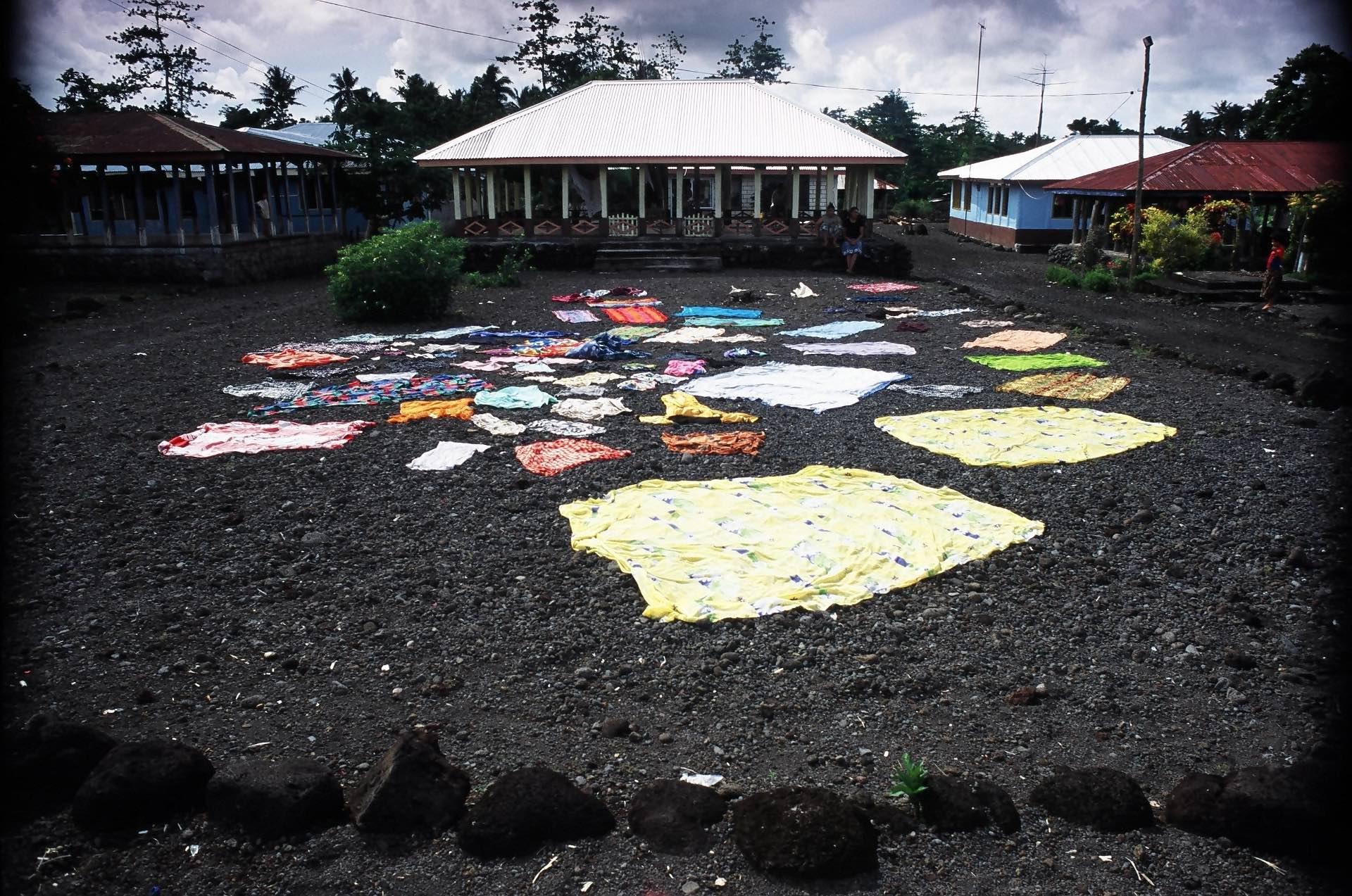 Samoa, Fale