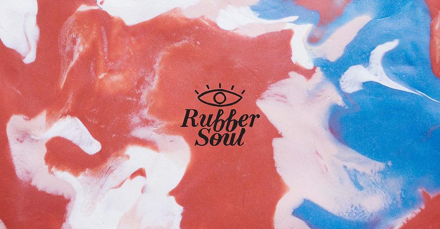 Identidade Visual Rubber Soul
