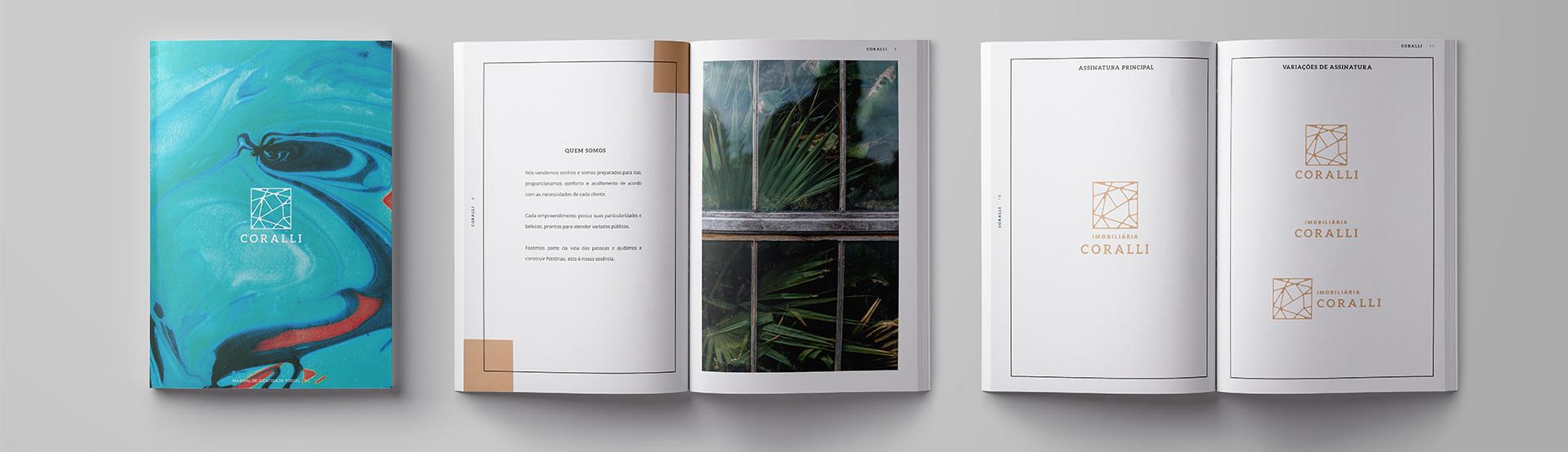 Manual de Marca Coralli