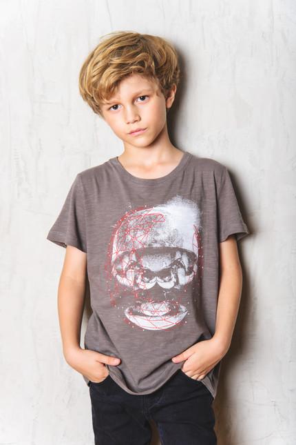 Ilustração - Pistol Star Moda Infantil