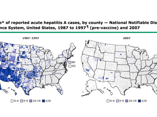 Hepatitis A outbreak in California - Don't worry