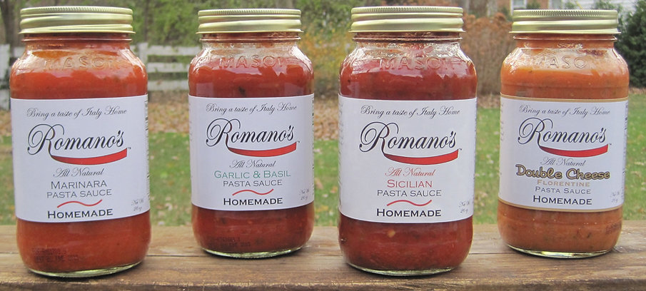Romano's Pasta Sauce