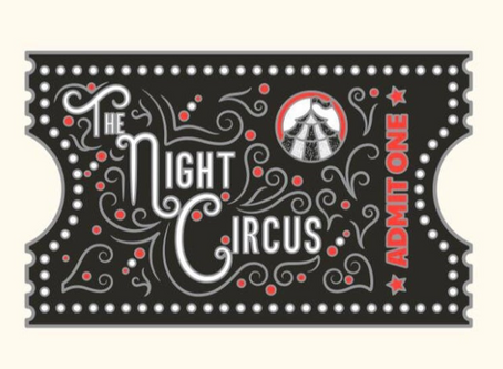 The Night Circus: A fantastic magical read