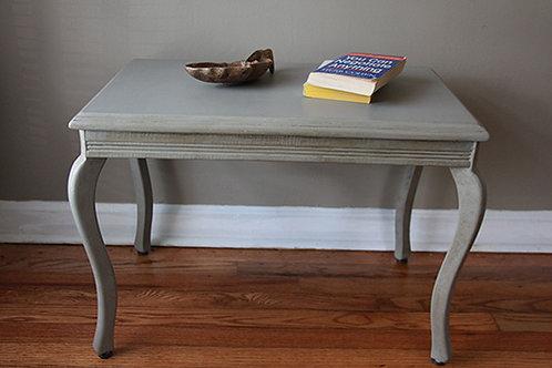 Mini Vintage Accent Table