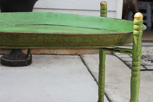 Antibes Crackled Accent Table