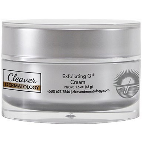 Southern Skin and Beauty Bar Exfoliating G15 Cream