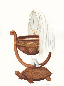 idea for a cradle