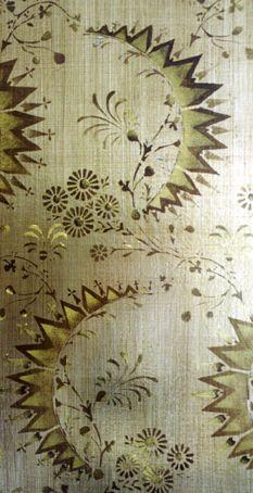 silver wallpaper