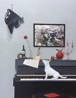 lola on athe piano