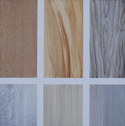 Woodgraining Sample
