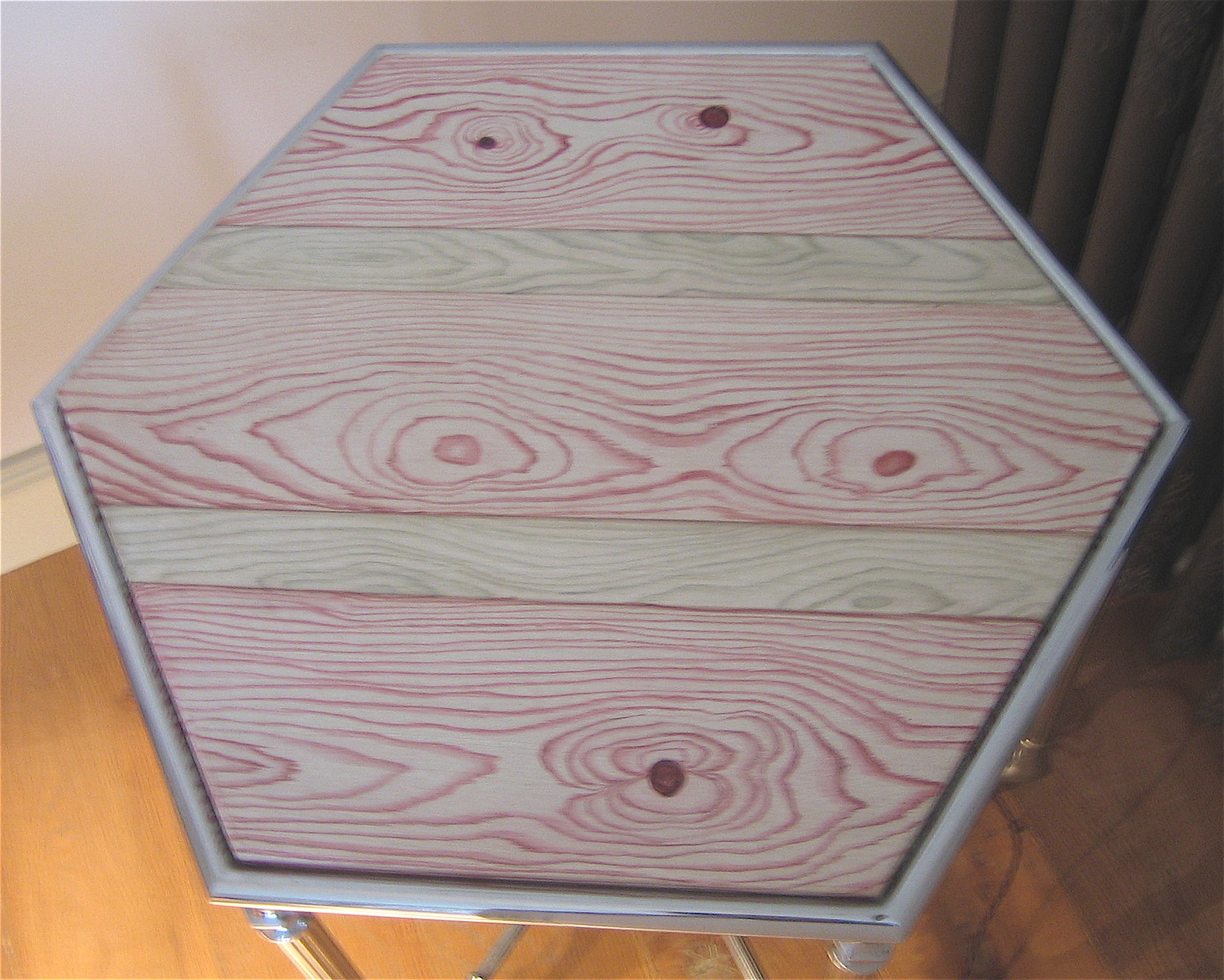 Fantasy wooden table top