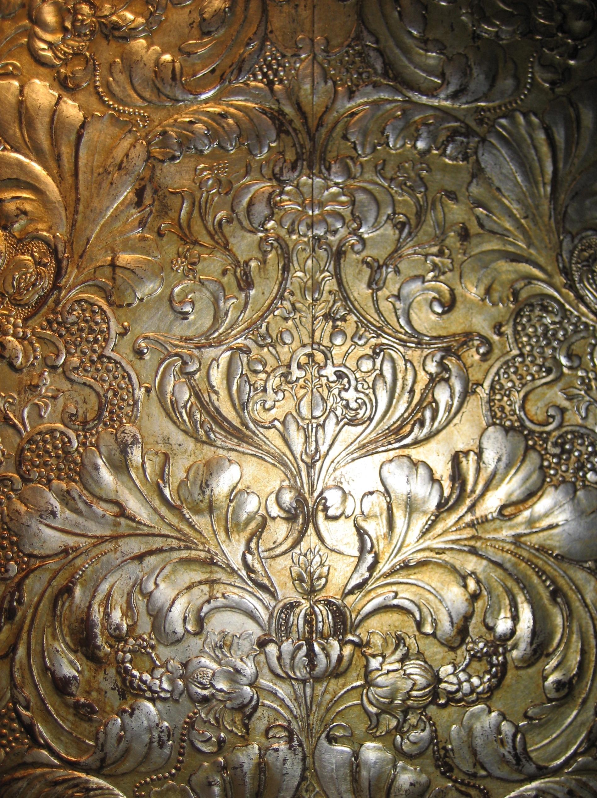 Detail of glivering