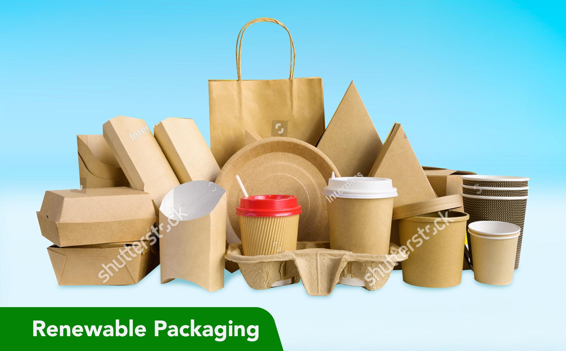 Renewable Packaging