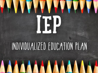 IEP all-or-nothing choice?