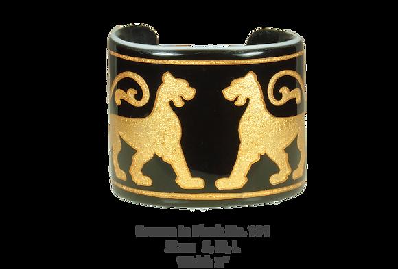 Bronze in Black Bracelet No. 101