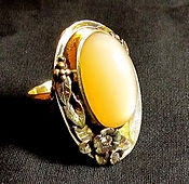 Hand-crafted jewelry, a ring, made in Th