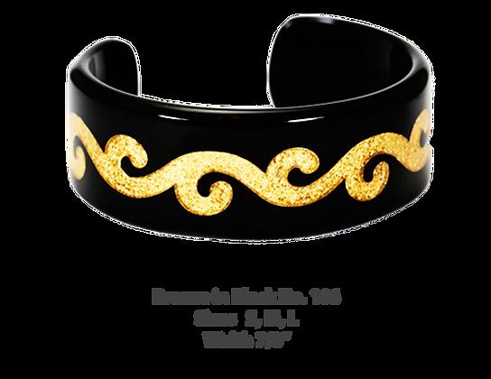 Bronze in Black Bracelet No. 106