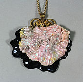Multimedia Jewelry, pendant, Created in