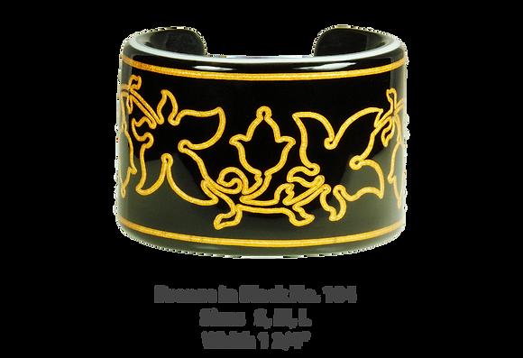 Bronze in Black Bracelet No. 104