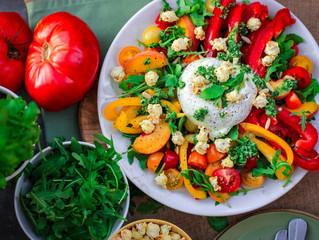 12 простых шагов в правильному питанию