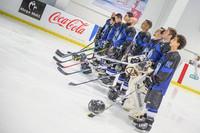 Egyptian Club Team Participates First International Ice Hockey Tournament