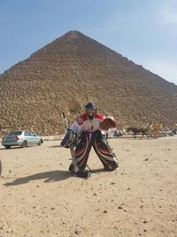 Egypt Ice Hockey Featured on TSN ( The Sports Network)