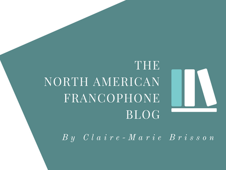 Welcome to The North American Francophone Blog!