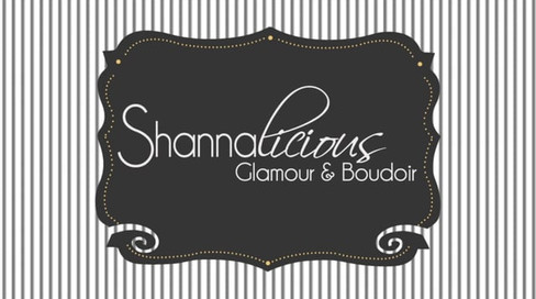 Shannalicious Glamour & Boudoir | Promo Film