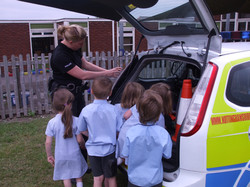 Reception class photos jubilee party and police car visit 016.jpg