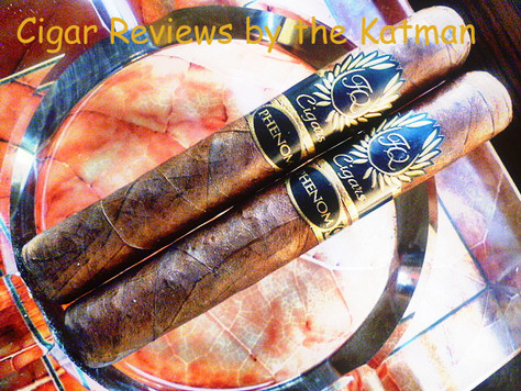 The Katman Phenom No 3 Cigar Review