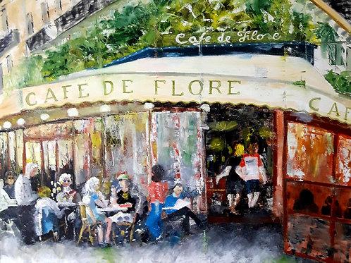 PARIS - Le Café de Flore