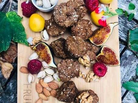 Autumn's chestnut muffins