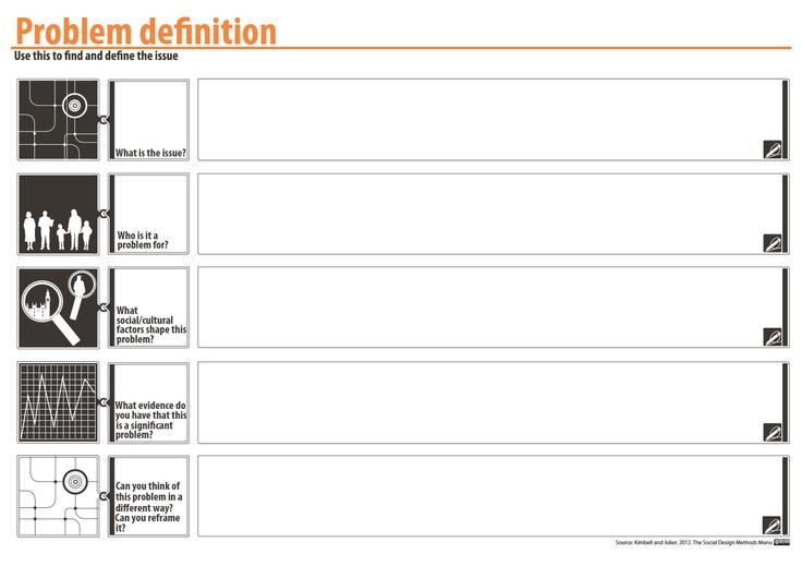 Design Challenge Definition