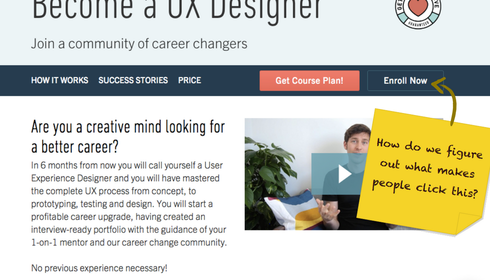 Become UX Designer