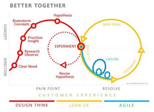 Service Design and Startups:  This Lean Agile Design Thingything