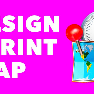 Design Sprint Tutorial: How To Draw The Map (Day 1)