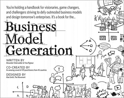 Business Model Canvas book