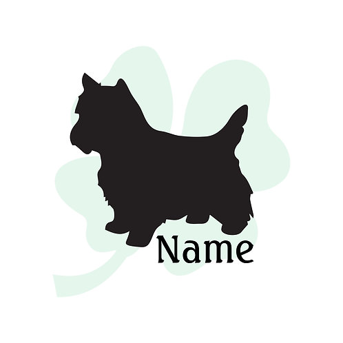 Scottish Terrier Vinyl Stickers