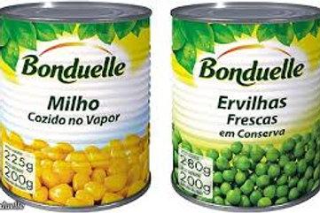 Milho Verde + Ervilha