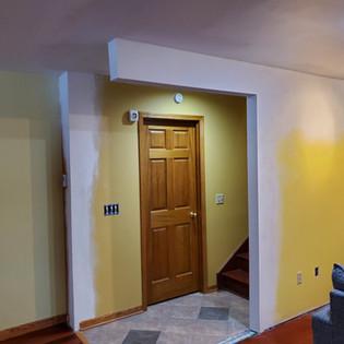 Wall Removal Beam Install..jpg
