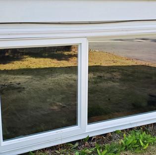 New Casement Vinyl Window Install
