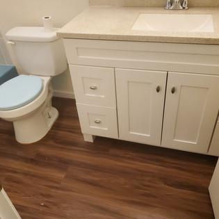New Flooring, New Vanity. .jpg