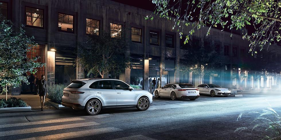 16.08.- 30.09.19 Die Porsche E-Hybrid Modelle. Jetzt 48h Test fahren.
