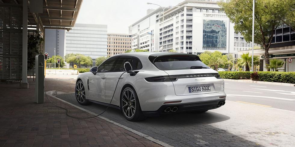 Die Porsche Panamera E-Hybrid Modelle. Jetzt 24h Test fahren.