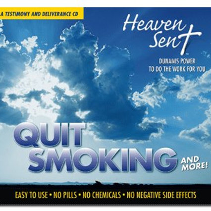 Heaven Sent Quit Smoking CD