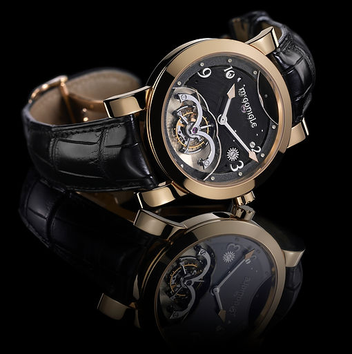 Irish watch tourbillon