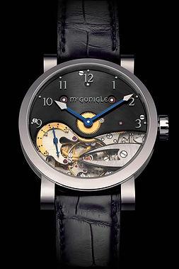 Irish watch, Irish watches, minute repeater, independent watchmaker, tourbillon