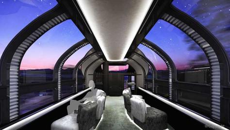Japan's luxury train